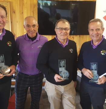 Wakerie Golf club July 2017 - A,B and C Grade ...Winners